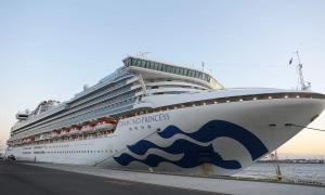 Nhật 'thả nhầm' du khách nhiễm nCoV từ tàu Diamond Princess