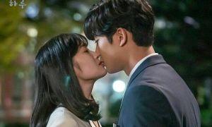 Sao Hàn đóng cảnh hôn: Trên phim khác hẳn trong hậu trường