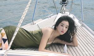 Vẻ nóng bỏng của mỹ nhân sẽ kết đôi cùng Kim Soo Hyun