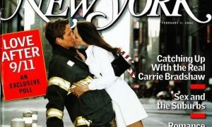 Nụ hôn giữa Melania Trump và lính cứu hỏa lần đầu được tiết lộ