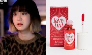 2 thỏi son 'xí muội' cực xinh đang hot nhờ drama Hàn