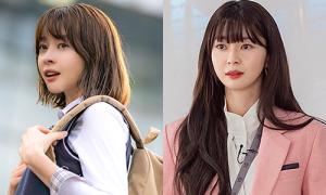 Mỹ nhân 'Itaewon Class' chứng minh để tóc càng dài càng 'dừ'