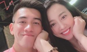 'Rổ thính' Tiến Linh - Huỳnh Hồng Loan dành cho nhau
