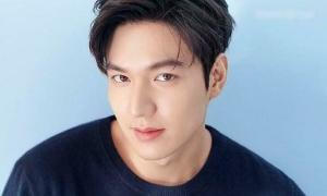 Lee Min Ho ủng hộ 300 triệu won chống Covid-19