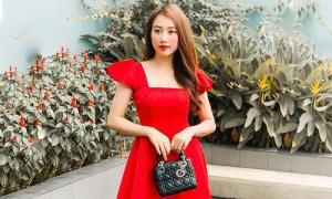 Những mẫu túi hiệu yêu thích của bạn gái Tiến Linh
