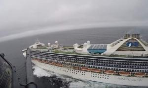 Mỹ xét nghiệm gần 3.500 người trên du thuyền