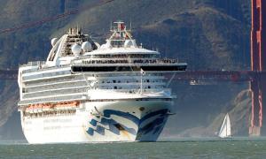 21 người trên tàu du lịch Mỹ nhiễm nCoV