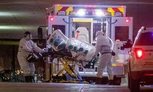 Italy: Thêm gần 1.500 ca nhiễm nCoV, ca tử tăng gấp đôi