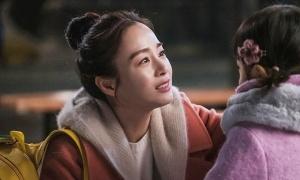 Kim Tae Hee được khen 'tiến bộ thần tốc' trong phim mới