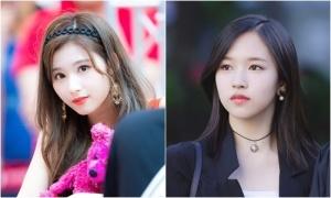 Nhan sắc 2 thành viên Twice được tuyển chọn trên đường phố