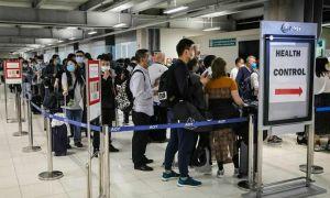 Nhân viên xuất nhập cảnh sân bay Thái Lan dương tính nCoV