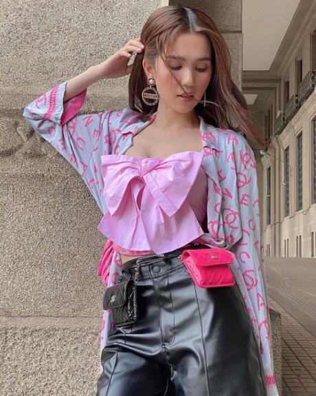 mẫu áo nữ hè 2020