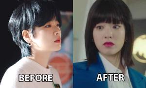 Nữ thần chuyển giới của 'Itaewon Class' bị biến thành bà cô quê mùa
