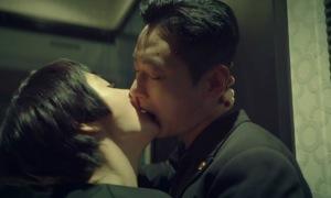 Cảnh hôn mãnh liệt trong 'Hyena' khiến khán giả đỏ mặt