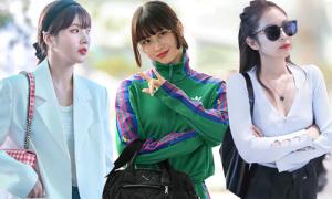 3 đại diện nhan sắc của các girlgroup diện đồ vintage đẹp nhất