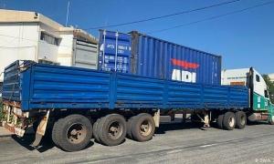 Phát hiện container chở 64 thi thể đến Mozambique