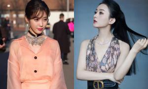 4 mỹ nhân Hàn - Trung bị chê 'kém sang' khi làm đại sứ thương hiệu
