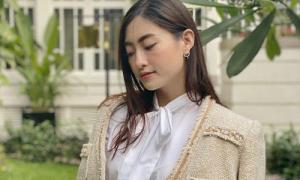 'Gia tài' hàng hiệu của Lương Thùy Linh chỉ có 3 đôi bông tai cũ