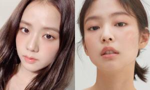 Jennie, Ji Soo lăng xê mốt trang điểm tươi mát cho mùa hè