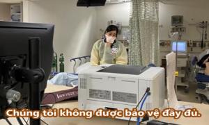 72 giờ trong bệnh viện ở New York: 'Nhiều người đang hấp hối'