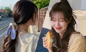 Con gái Hàn đang mê mệt 3 kiểu tóc vừa mát vừa xinh