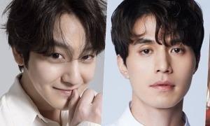 2 mỹ nam Lee Dong Wook - Kim Bum đóng hồ ly tinh