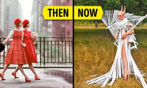 Thế giới thay đổi ra sao trong 50 năm?
