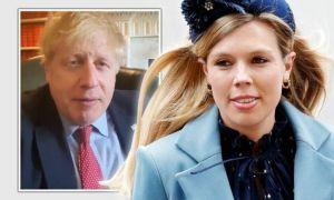 Bạn gái mang thai của Thủ tướng Anh nói về 'những ngày đen tối'