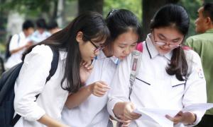 Hà Nội bỏ bài thi thứ tư vào lớp 10