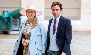 Cháu gái Nữ hoàng Anh hủy đám cưới