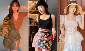 Street style đón hè bắt mắt của mỹ nhân Việt tuần qua
