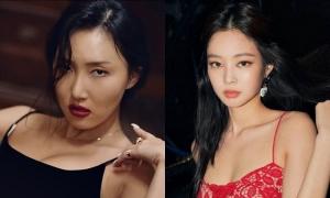 Hwasa soán ngôi Jennie trong BXH thương hiệu tháng 4