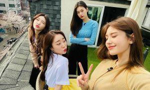 Instagram sao Hàn 19/4