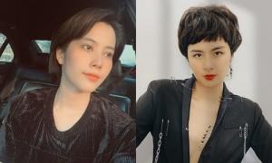 3 sao nữ Vbiz cá tính hơn khi cắt tóc ngắn