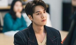 'Quân vương' Lee Min Ho mặc toàn đồ hiệu giá 'trên trời'
