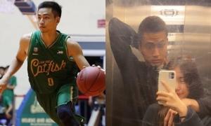 Mẫn Tiên yêu 'hot boy bóng rổ' James Hưng