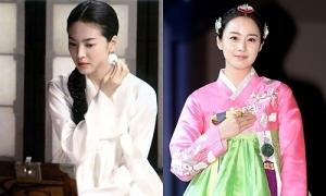 Sao nữ Hàn mặc hanbok: Song Hye Kyo hay Kim Tae Hee kiều diễm hơn?