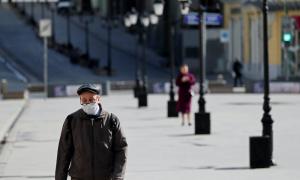 Nga vượt 80.000 ca nhiễm khi Moskva 'chưa đạt đỉnh'