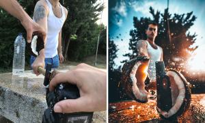 Nhiếp ảnh gia tiết lộ bí kíp sống ảo