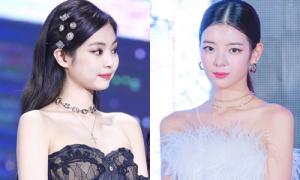 3 kiểu đồ giúp Jennie - Lia so vai trần 'một chín một mười'