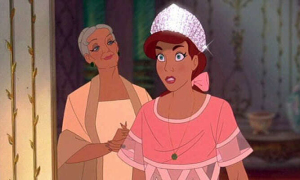 Phân biệt cảnh Disney thật - giả