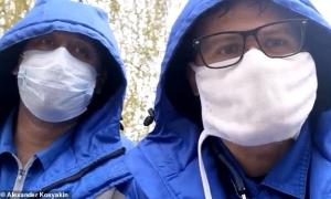 Bác sĩ thứ ba ở Nga 'rơi từ cửa sổ bệnh viện'