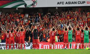 ĐT Việt Nam vào top 10 khoảnh khắc đẹp nhất Asian Cup 2019