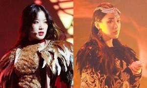 'Lion' của (G)I-DLE bị đạo nhái trên show sống còn Trung Quốc