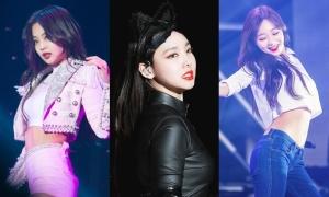 7 idol được mệnh danh 'hình lục giác' trong các girlgroup