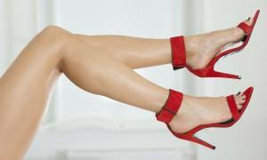 Giày cao gót là phát minh của đàn ông?