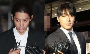 Jung Joon Young, Choi Jong Hoon được giảm án vụ nhóm chat tình dục