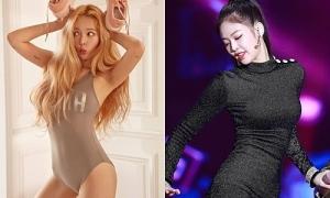 Idol K-pop: HuynA hay Jennie 'sexy'?