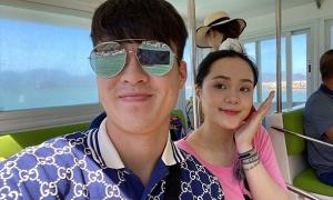 Duy Mạnh nói lời yêu với Quỳnh Anh sau tin đồn đánh vợ