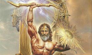 Vợ của thần Zeus là ai?